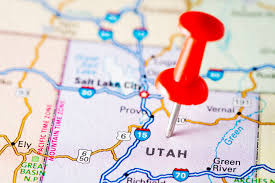 Utah On A Map by 18 Work At Home Call Center Companies In Utah