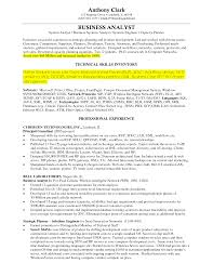 business analyst resume template business analyst resume sles eager world professional resumes