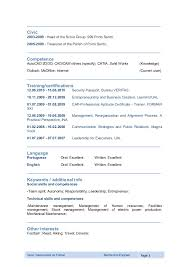 Example Of Objectives In A Resume by Mechanical Engineer Curriculum Vitae
