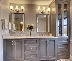 gray bathroom vanity simple decoration home interior design ideas