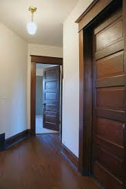 Interior Door Styles For Homes by Best 25 Craftsman Interior Doors Ideas On Pinterest Interior