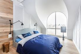 attic bedroom attic modern master bedroom and bathroom decor digsdigs