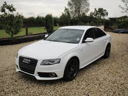 2010 a4 audi white 2010 audi a4 branded logos audi a4 and cars