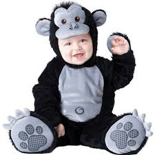 goofy gorilla infant toddler costume size 12 18 months baby u0027s