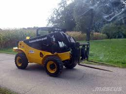 jcb 520 40 telescopic handlers year of manufacture 2013