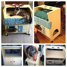 lovable cat litter box furniture diy and best 25 diy litter box