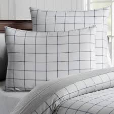 Twin Plaid Bedding by Twin Plaid Duvet Cover Pbteen