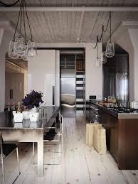 design stainless steel material industrial kitchen design