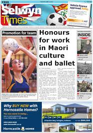 selwyn times 30 06 15 by local newspapers issuu
