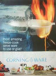 corningware 411 cast iron gets cast aside pineapple upside down