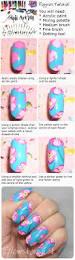 best 25 nail art bleu ideas on pinterest art ongle bleu vernis