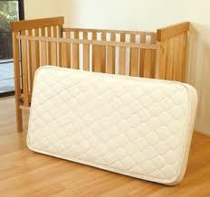Organic Crib Bedding by Amazon Com Ecobaby Organic Crib Mattress W Natural Rubber Core