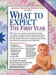 baby 1st year book book review what to expect the year simply real