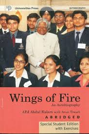 wings of fire an autobiography abridged student ed edition buy