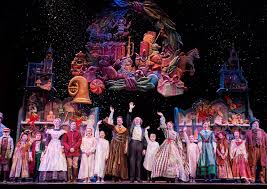Most Beautiful Theaters In The Usa A Christmas Carol Great Lakes Theater