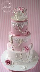 vintage tea cup u0026 lace wedding cake cakecentral com