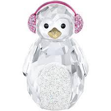 swarovski rocking penguin 5004495 nehas china u0026 crystal