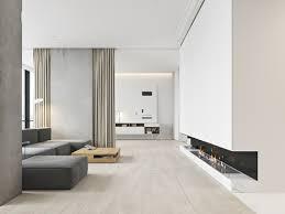 wohnideen minimalistische bar minimalistisch eingerichtetes wohnzimmer mit elegantem