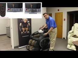 Osaki 4000 Massage Chair Osaki Os 4000 Zero Gravity Masssage Chair Youtube
