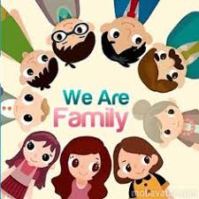 cardboard family craft preschool family theme preschool