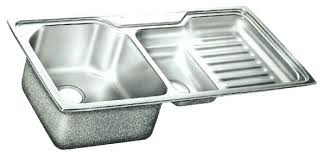 Kitchen Sinks With Drainboards Kitchen Sink With Drainboard Babca Club