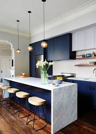 Navy Blue Kitchen Decor 16 Bold Kitchen Ideas That Will Blow Your Mind