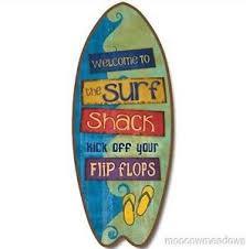 Surf Bathroom Decor Beach Decor Ebay