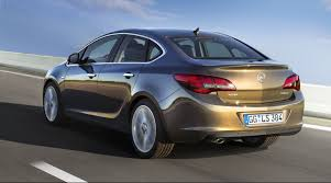 opel door astra sedan first look at small four door