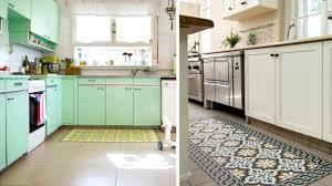 refaire sa cuisine pas cher 5 idaces pour relooker sa cuisine quand on est locataire avec tapis