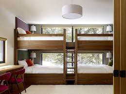 Built In Bunk Bed Fantastic Built In Bunk Bed Ideas For Room From A Tales