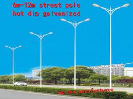 utility pole light fixtures aluminum decorative street lighting pole utility pole dip
