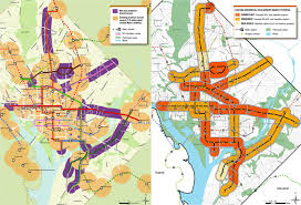washington dc trolley map master land use planning for the dc streetcar system