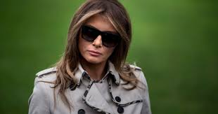 american actor with floppy hair and plays exasperated characters twitter goes crazy speculating melania trump might have body double