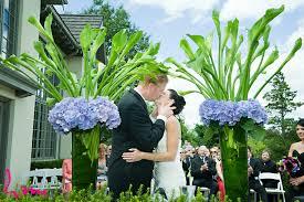 wedding flowers london ontario talk about an impression blue weddings