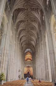 Parts Of A Cathedral Floor Plan by Best 25 Canterbury Cathedral Ideas Only On Pinterest