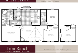 homely ideas 2 bedroom double wide mobile home floor plans 13