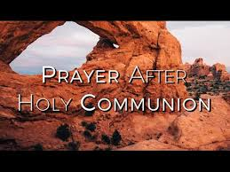 thanksgiving after communion on wikinow news facts