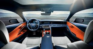 new lexus 2017 inside it took lexus 15 years to develop the new lc structural blue