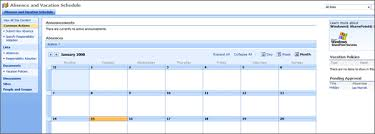 vacation schedule template schedule template free