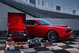 Dodge Challenger Srt - dodge challenger srt demon prices announced demon crate costs 1