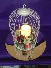 Wedding Candle Centerpieces 37 Unique Birdcage Centerpieces For Weddings