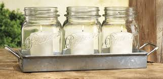 home essentials mason jar caddy w chalk tags everythingkitchens
