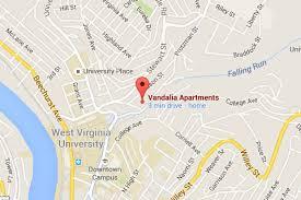 wvu evansdale map home vandalia apartments virginia