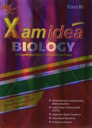 buy xam idea biology class 12 book online at low prices in india
