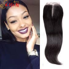center part weave hairstyles brazilian closure pieces center part weave closure sew in straight