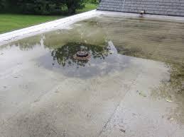 Flat Roof Leak Repairs On Flat Roofs
