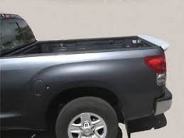 toyota tundra made in usa toyota tundra 2007 rear tailgate spoiler primer finish made in