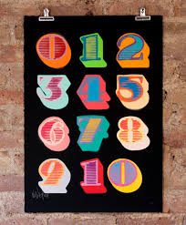 shutter font numbers black mn by eine nelly duff