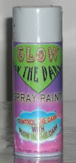 glow in the spray paint buy glow in the spray paint in cannisters