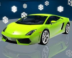 Lamborghini Gallardo Green - fresh prince creations sims 3 2010 lamborghini gallardo